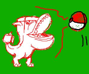 Toilet-Mon (Toilet pokemon)