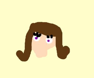 Brunette gurl