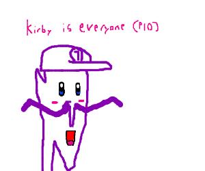 kirby is everyone pio