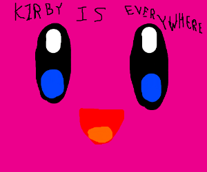 Kirby is everywhere (PIO)