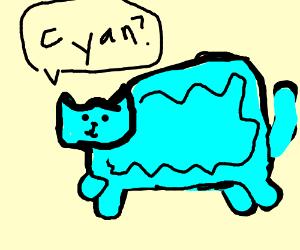 Cyan Nyan
