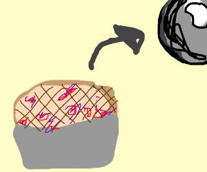 Beautiful pie hole