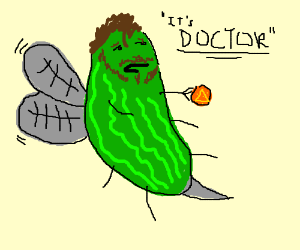 Doctor Strange is a pickle bee