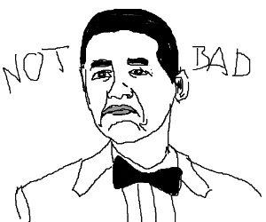 Obama Meme Not Bad