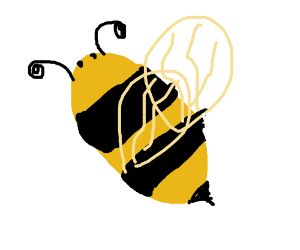 samurai bumble bee