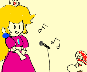 Mario Karaoke