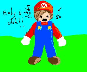 Bieber Mario
