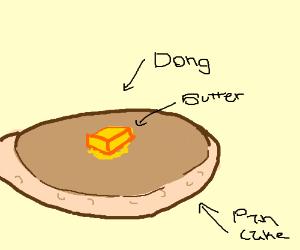 Anatomy of a tasty flapjack