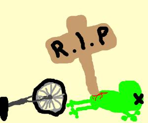 M boy is dead