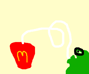 a fancy mcdonalds drink