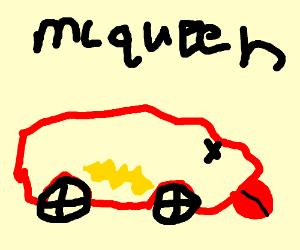 Lightning McQueen is Dead