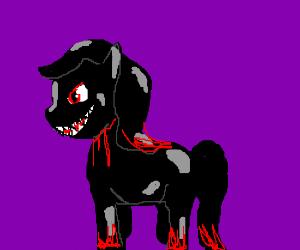 Dark Pony OC