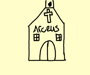 The Church of Arceus