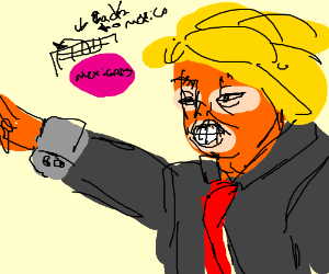 Donald trump likes deporting mexicans