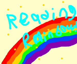 The Reading Rainbow
