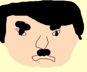 Depiction of a Nazi