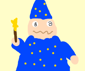 Confusing Wizard