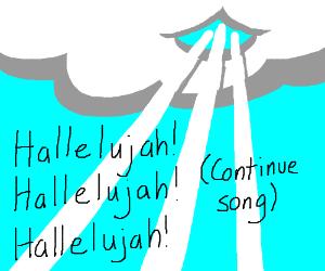 (HALLEJUHA!!!) (cont song)
