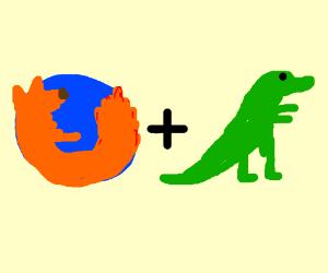FIREFOX (also dinosaur)