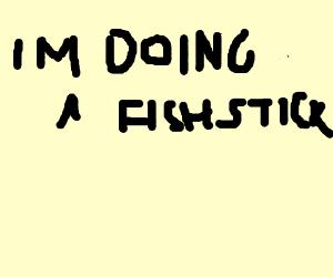A brief sentence