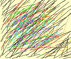 Lots of lines