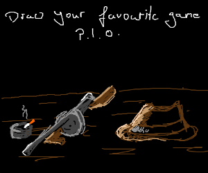 Draw Your Favorite Game Pio Pass It On