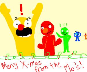 Yellmo's family