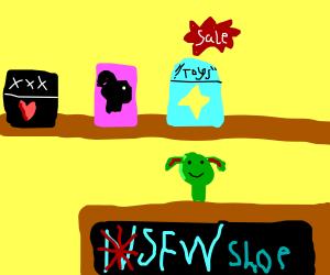 my #1 nsfw shop