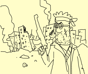 Post-Apocalyptic Dilbert