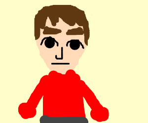 Nintendo Mii - Drawception