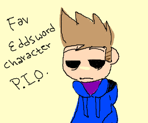 Your favourite Eddsworld character, PIO