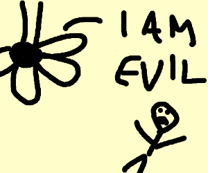 Ceiling fans are also evil