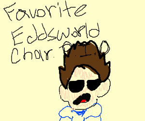 Favorite Edds World character (PIO)