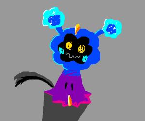 Mimikyu Nebby fusion