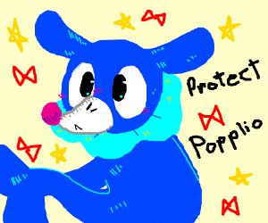 Popplio protection squad!