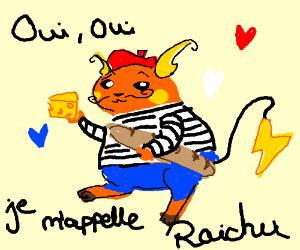French Raichu