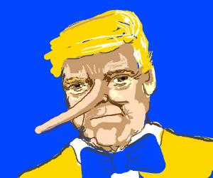 Trumpinocchio
