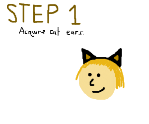 How to cat