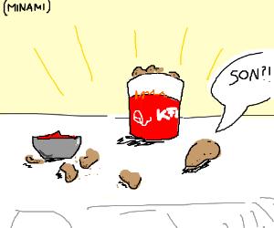 nugget son(minami)