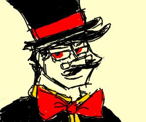 Be like this elegant chap