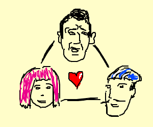 Lazytown's secret love triangle