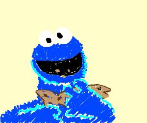 cookie love cookiefish