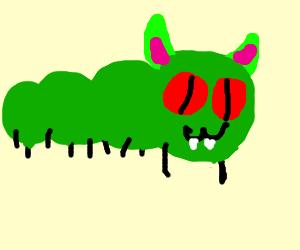 Cat-erpillar.