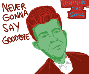 NEVER GONNA MAKE U CRY (cont song)