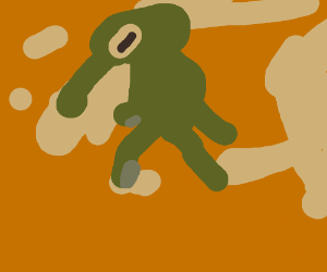 Bold and brash but with the thanksgiving theme