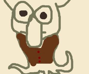 Bold and Brash - Squidward