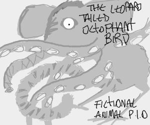 Fictional animal PIO