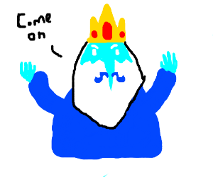 Mad Ice King