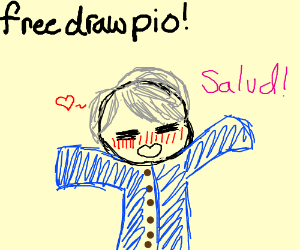 this is  sfw free draw