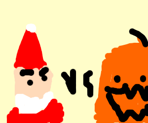 christmas vs halloween Despite having recently presided over a very successful halloween, jack skellington, aka the pumpkin king, is bored with his job and.